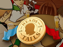 Онлайн слот на биткоины Heads Or Tails