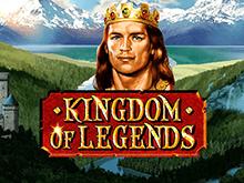 Азартная игра на биткоины в игровом автомате Kingdom Of Legends