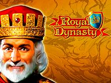 Игра на биткоины в игровом автомате Royal Dynasty