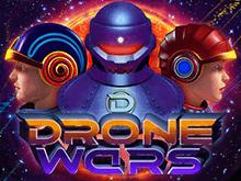 Перспективный биткоин слот Drone Wars от Microgaming